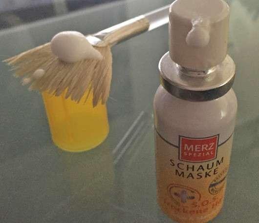 Merz Spezial Schaum-Maske S.O.S. Trockene Haut