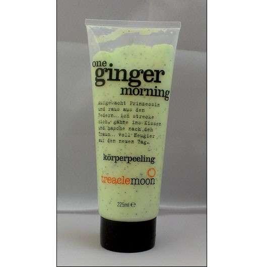treaclemoon one ginger morning körperpeeling