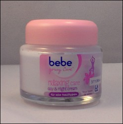 Produktbild zu bebe® Young Care relaxing care day & night cream