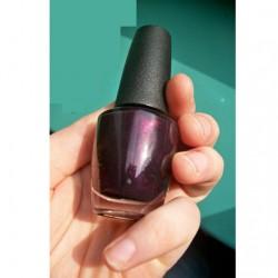 Produktbild zu OPI Nail Lacquer – Farbe: Black Cherry Chutney