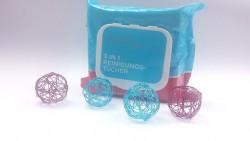 Produktbild zu Lacura Face 3in1 Reinigungstücher (unreine Haut)