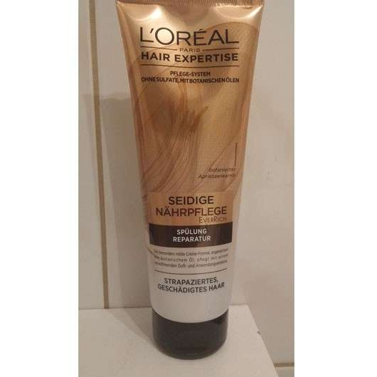 L'Oréal Paris Hair Expertise Seidige Nährpflege Spülung Reperatur