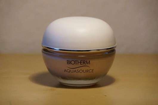 Biotherm Aquasource Creme Riche (für trockene Haut)