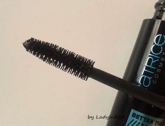 Test Mascara Catrice Better Than Waterproof Wash Off