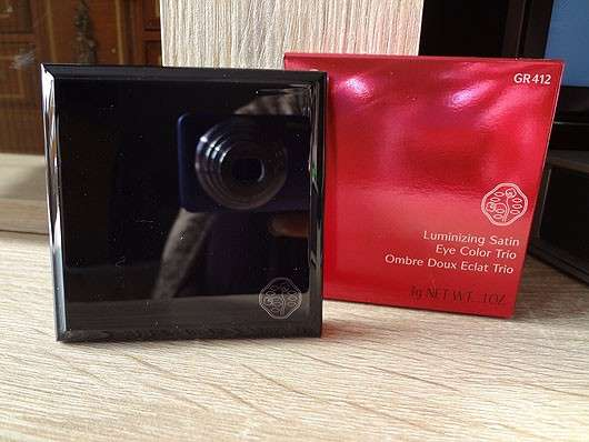 Shiseido Luminizing Satin Eye Color Trio, Farbe: GR412 Lido