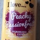 I love… Peachy Passionfruit bath and shower crème (LE)
