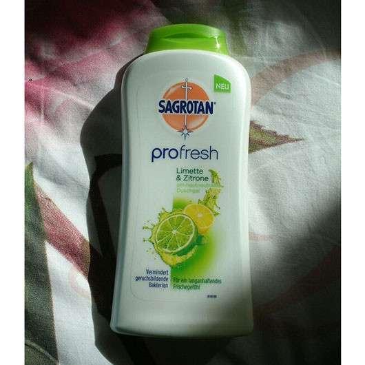 Sagrotan profresh Duschgel Limette & Zitrone