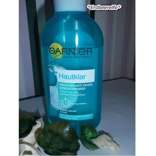<strong>Garnier Skin Naturals</strong> Hautklar Tägliches Anti-Pickel Gesichtswasser