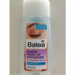 Produktbild zu Balea Augen Make-up Entferner Pads waterproof ölhaltig
