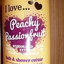 I love… Peachy Passionfruit bath & shower crème (LE)