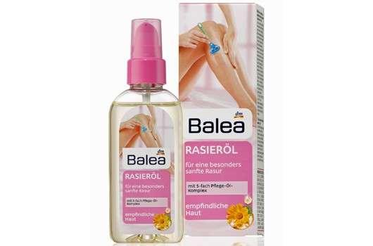 Balea Damenrasur: Streichelzarte und gepflegte Haut