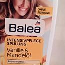 Balea Intensivpflegespülung Vanille & Mandelöl