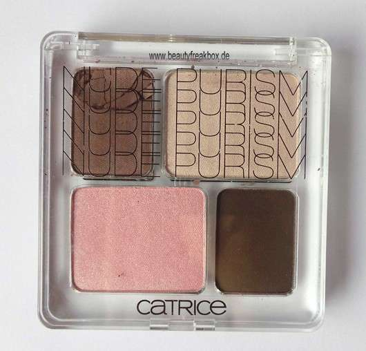 Catrice Nude Eye Colour Quattro, Farbe: C02 Taupe-less (LE)