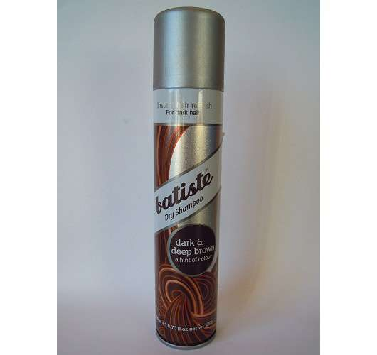 "Batiste Hint of Colour Dry Shampoo ""dark & deep brown"""