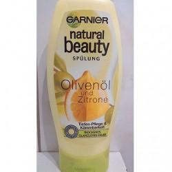 Produktbild zu Garnier Natural Beauty Spülung Olivenöl und Zitrone