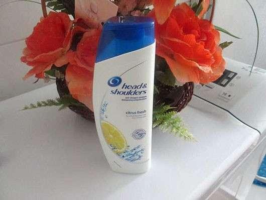 <strong>head&shoulders</strong> Anti-Schuppen Shampoo Citrus Fresh