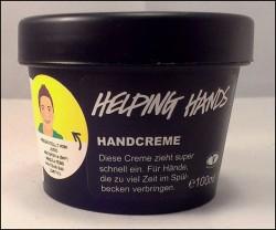 Produktbild zu LUSH Helping Hands (Handcreme)