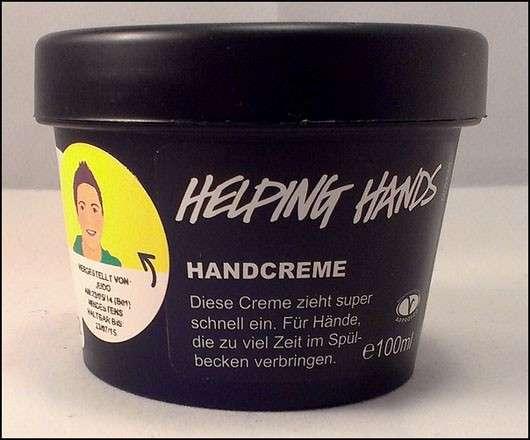 LUSH Helping Hands (Handcreme)