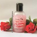 I love… Strawberries & Cream bubble bath and shower crème