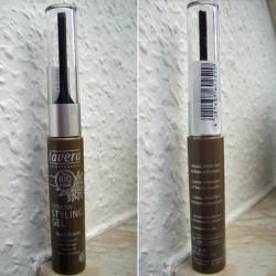 Produktbild zu lavera Trend sensitiv Eyebrow Styling Gel – Farbe: Hazel Blonde