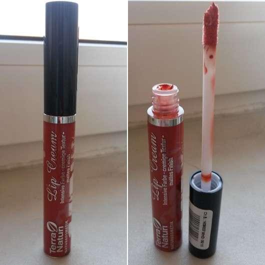 Terra Naturi Lip Cream, Farbe: 03 éclairs sanguine (LE)