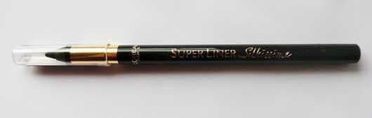 L'Oréal Paris Super Liner Silkissime, Farbe: 01 Seductive Black