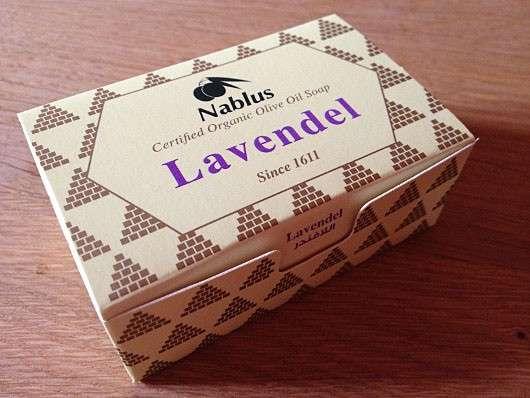 Nablus Soap Seife Lavendel