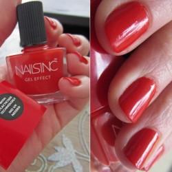 Produktbild zu Nails inc. Gel Effect Nagellack – Farbe: West End