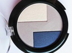 Produktbild zu Terra Naturi Naturkosmetik Trio Eyeshadow – Farbe: 02 soirée parfait (LE)