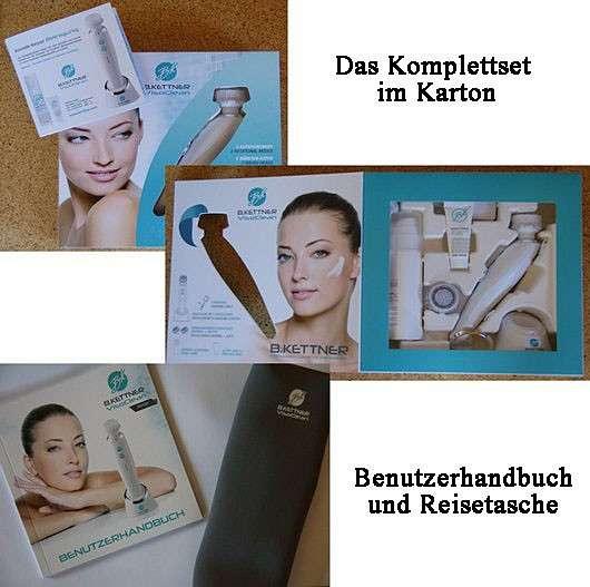 B.Kettner VisoClean Elektrische Gesichtsbürste