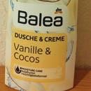 Balea Dusche & Creme Vanille & Cocos