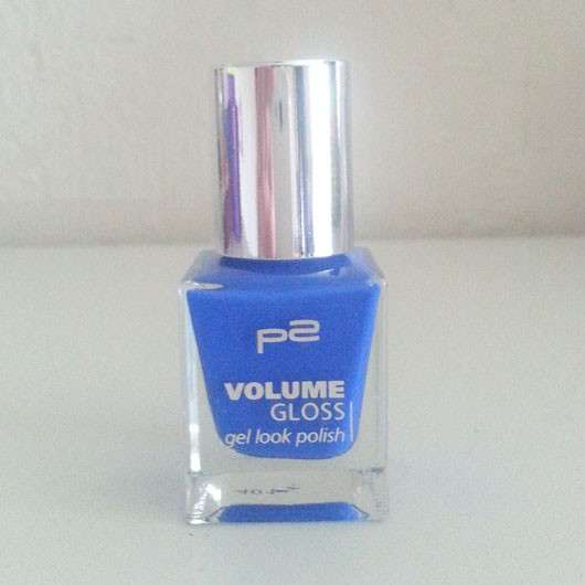 p2 volume gloss gel look polish, Farbe: 098 working girl