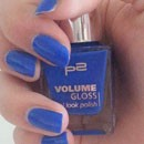 p2 volume gloss gel look polish, Farbe: 098 working girl