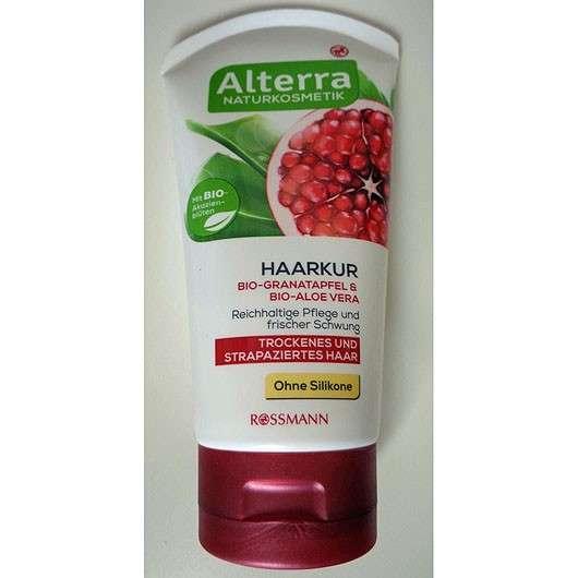 Alterra Haarkur Bio-Granatapfel & Bio-Aloe Vera