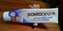 Produktbild zu DONTODENT Brillant Weiss Zahncreme