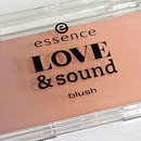 essence love & sound blush, Farbe: 01 sunset @ center stage (LE)