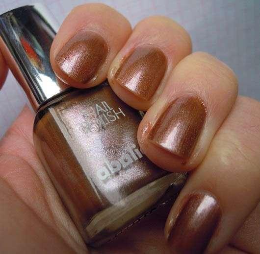 abalico Nail Polish, Farbe: 316 Pearl Mocca