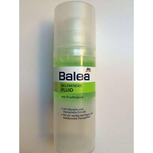 Balea Belebendes Fluid (mit Fruchtsäure)