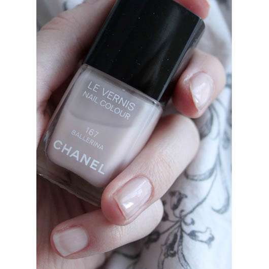 test nagellack chanel le vernis nail colour farbe 167 ballerina testbericht von. Black Bedroom Furniture Sets. Home Design Ideas