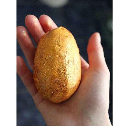 LUSH Golden Egg (Öl-Badebombe; LE)