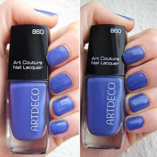 ARTDECO Art Couture Nail Lacquer, Farbe: 860 Couture Summer Lilac (LE)