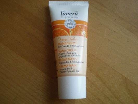 lavera Orange Feeling Handcreme