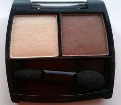 Produktbild zu Rival de Loop Eyeshadow Duo – Farbe: 01 Mocca Beige