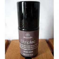 Produktbild zu alessandro International Striplac Peel-Off UV / LED Nagellack – Farbe: 70 Hot Stone