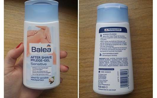 Balea After Shave Pflege-Gel Sensitive