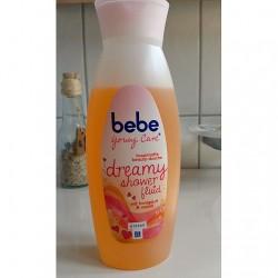Produktbild zu bebe® Young Care dreamy shower fluid mit honigduft & nussöl