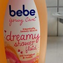 bebe Young Care dreamy shower fluid (mit honigduft & nussöl)