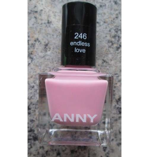 ANNY Nagellack, Farbe: 246 endless love (LE)
