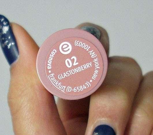 essence love & sound lipstick, Farbe: 02 glastonberry (LE)