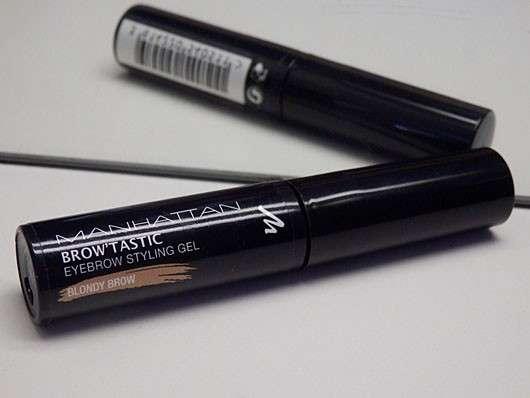 Manhattan Brow'Tastic Eyebrow Styling Gel, Farbe: 2 Blondy Brow